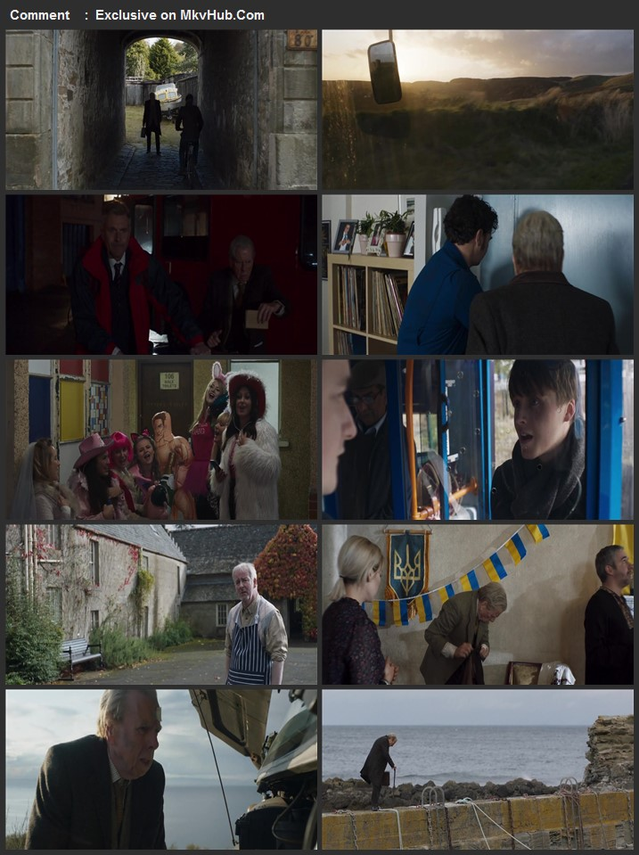 The Last Bus 2021 English 720p WEB-DL 800MB Download