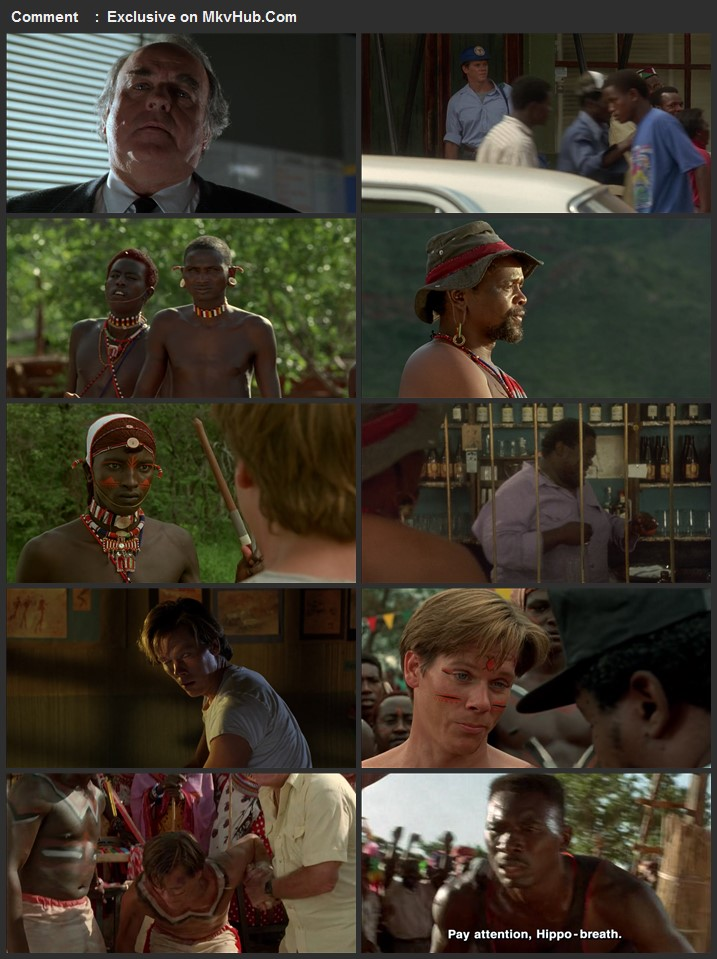 The Air Up There 1994 English 720p BluRay 1GB Download