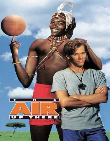 The Air Up There 1994 English 720p BluRay 1GB ESubs
