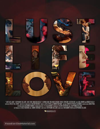 Lust Life Love (2021) English 480p WEB-DL x264 300MB Full Movie Download