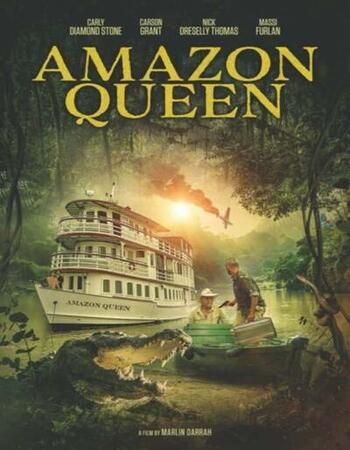 Queen of the Amazon 2021 English 720p WEB-DL 750MB ESubs