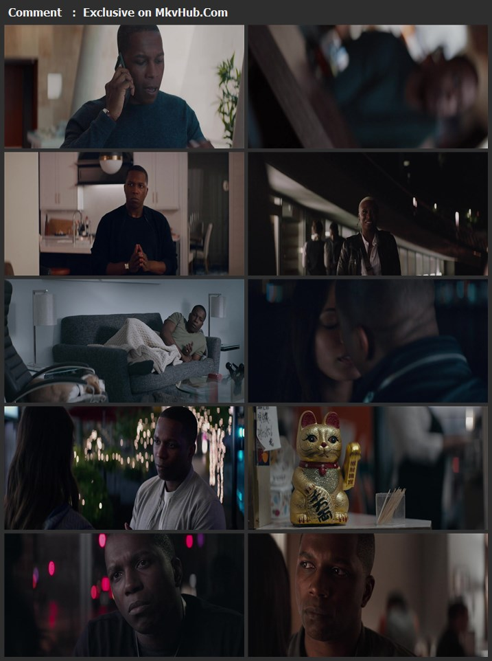 Needle in a Timestack 2021 English 720p WEB-DL 950MB Download