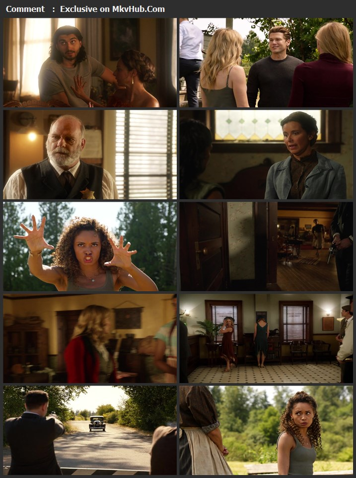 DCs Legends of Tomorrow S07 Complete 720p WEB-DL x264 ESubs Download