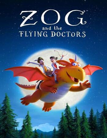 Zog and the Flying Doctors 2021 English 720p WEB-DL 250MB ESubs
