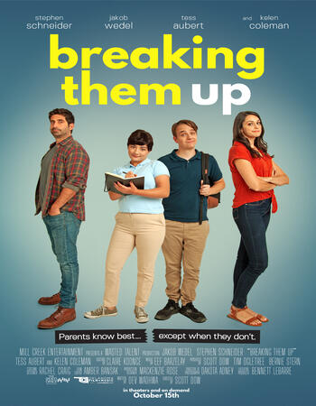 Breaking Them Up 2021 English 720p WEB-DL 850MB ESubs