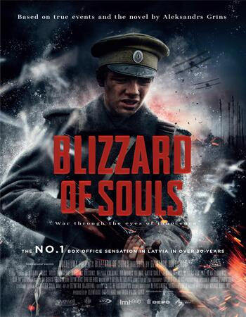 Blizzard of Souls 2021 English 720p WEB-DL 950MB ESubs
