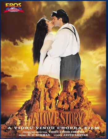1942: A Love Story (1994) Hindi 720p WEB-DL 1.2GB ESubs Download
