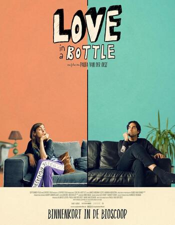 Love in a Bottle 2021 English 720p WEB-DL 700MB Download