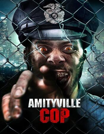Amityville Cop 2021 English 720p WEB-DL 650MB Download