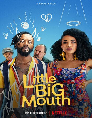 Little Big Mouth 2021 English 720p WEB-DL 850MB ESubs