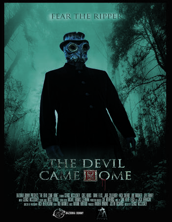 The Devil Came Home 2021 English 720p WEB-DL 800MB ESubs