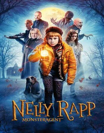 Nelly Rapp Monster Agent 2021 English 720p WEB-DL 800MB ESubs