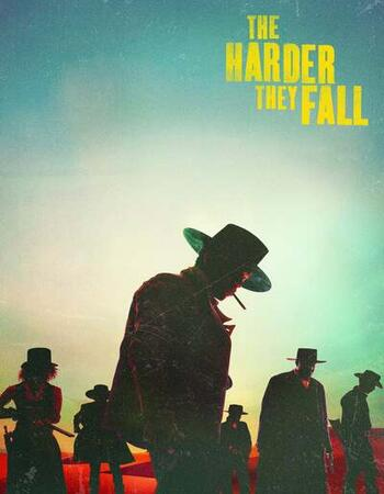 The Harder They Fall 2021 English 720p HDCAM 1.2GB Download