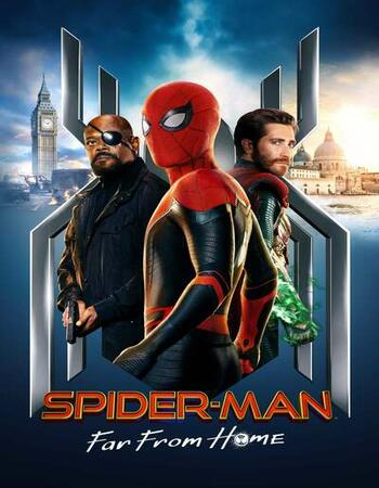 Spider-Man: Far from Home 2019 English 720p BluRay 1GB ESubs