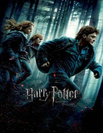 Harry Potter and the Deathly Hallows Part 1 2010 English 720p BluRay 1GB ESubs